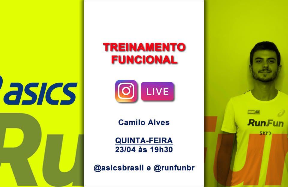 Capa-Live RunFun Treinamento Funcional asics e Camilo 23-04