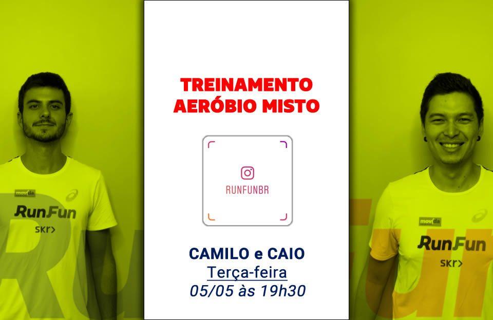 Capa-Live RunFun Treinamento Aerobio Misto Camilo e Caio 05-05