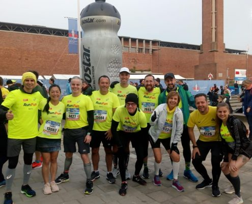 Maratona de Amsterdam 2019