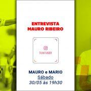 Live RunFun Mauro Ribeiro e Mario Sergio - 30-05