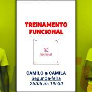 Live RunFun Treinamento Funcional Camilo Camila 25-05