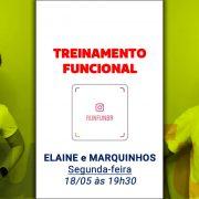 Live RunFun Treinamento Funcional Elaine e Marquinhos 18-05